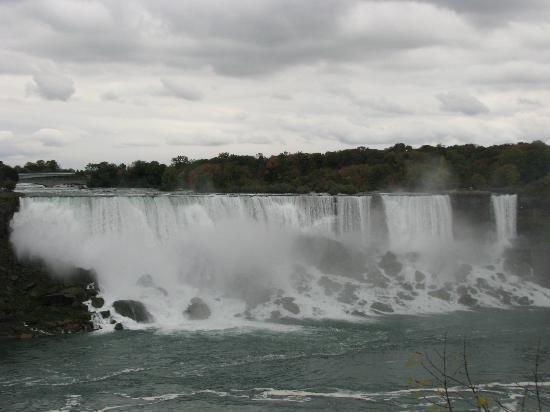 Falls view, Niagara Falls, Ontario