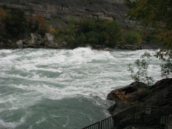White Water Walk, Niagara Falls, Ontario