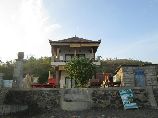 Bubu Racok Homestay: Full homestay