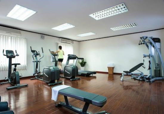Eastin Easy GTC Hanoi: Gym