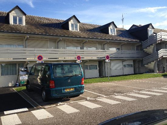 Campanile Rouen Est - Franqueville Saint Pierre : Bedrooms