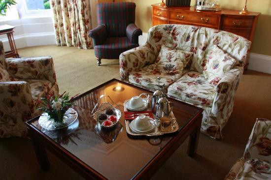 Annfield Guest House: Visitors Lounge