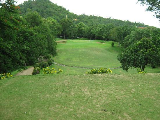 Royal Hua Hin Golf Club: Par 3