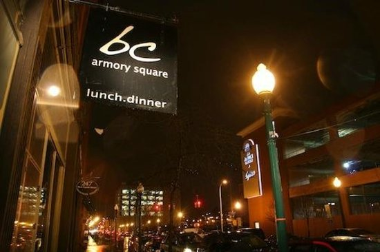 bc Restaurant: bc on Fayette Street in Armory Square, Syracuse