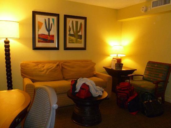 希尔顿伯恩特斯阔峰度假酒店照片