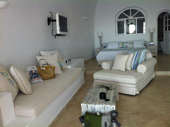 San Antonio Suites: senior suite