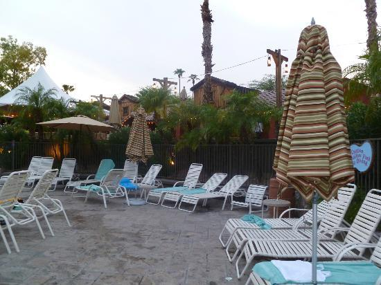 Pointe Hilton Squaw Peak Resort: Poolside