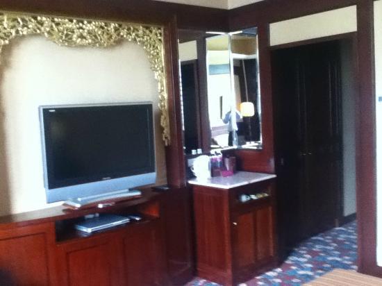Capital Hotel Dazhi: Inside My Room