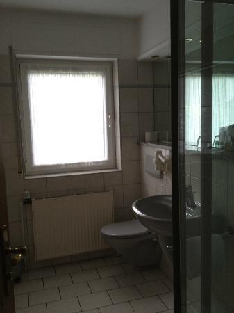 Zum Hackstueck: sala da bagno