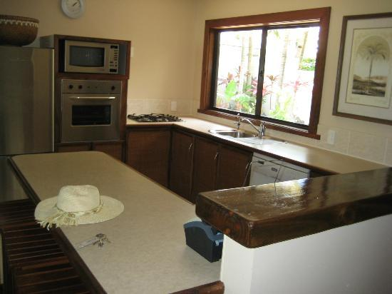 Rendezvous Villas: Villa 1 - Kitchen