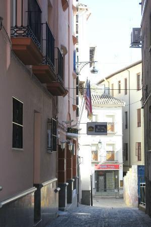 Hotel Comfort Dauro 2: Hotel passage