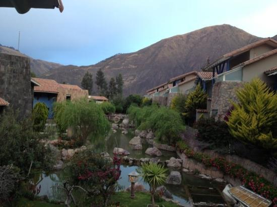 Aranwa Sacred Valley Hotel & Wellness : Sunset at Aranwa