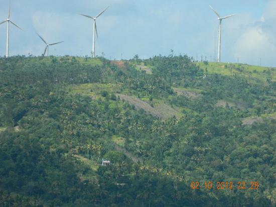 Punarjani Resorts : view from the resort