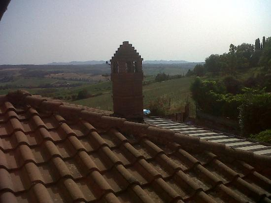 Villa Veronica: dalla camera