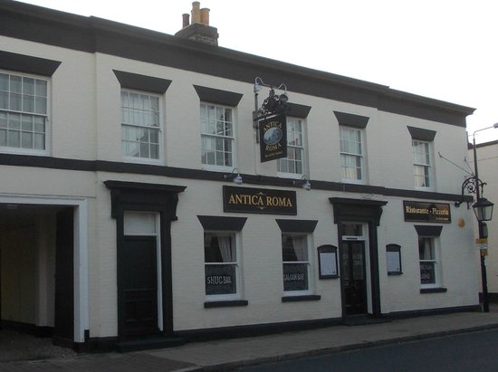 Antica Roma, 12-14 North St, Rochford.