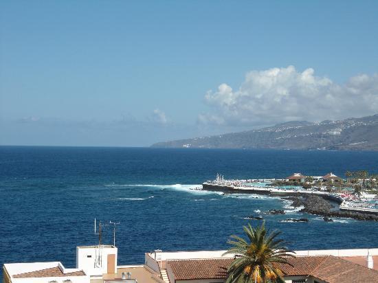Marquesa Hotel: sea