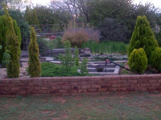 Springfontein Guesthouse: View from Room