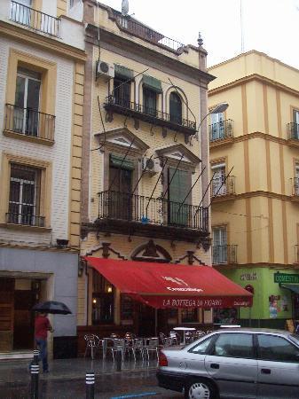 Pension El Arenal: esterno