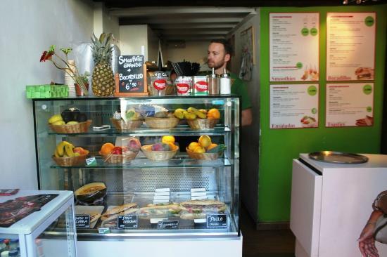 Greens & Berries: Offerings