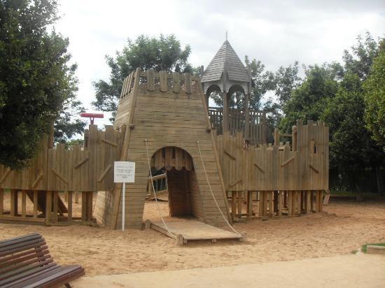 Protur Safari Park Aparthotel: great play castle 