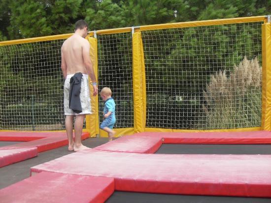 Protur Safari Park Aparthotel: free trampolines