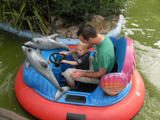Protur Safari Park Aparthotel: lazy river 1 euro