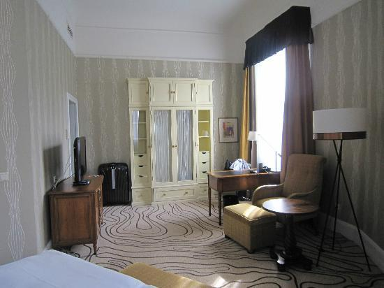Le Meridien Frankfurt: 部屋