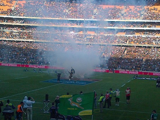 FNB Stadium: The Grounds