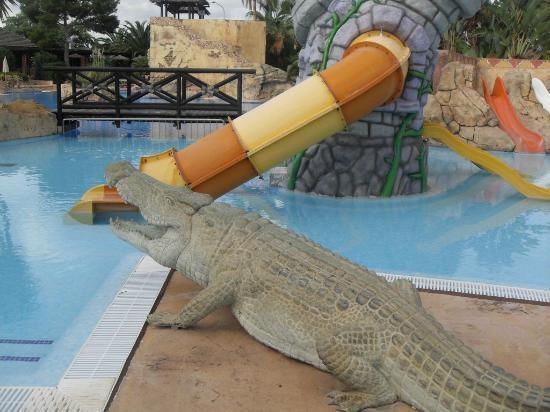 Protur Safari Park Aparthotel: top area pool