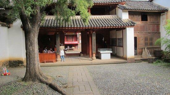 Xingjiao Temple, Shaxi