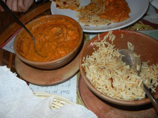 Shine Indian Restaurant: Butter Chicken
