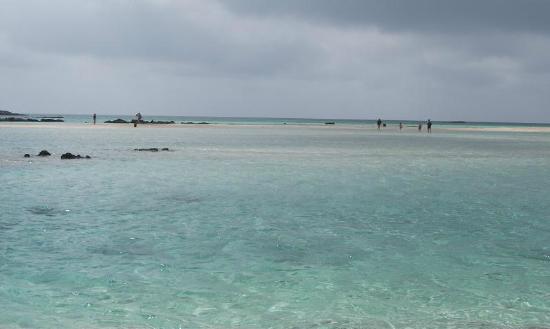 Пляж Элафониси: Elafonissi