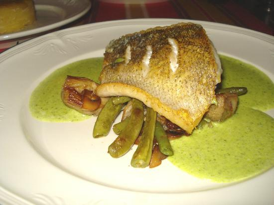gorchitsa cafe : Sea Bream WOW