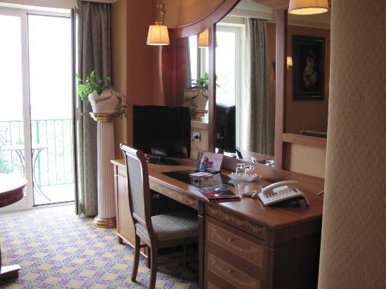 Grand Hotel la Pace: executive suite
