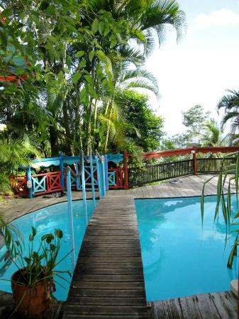 Tendacayou Ecolodge & Spa: Piscine