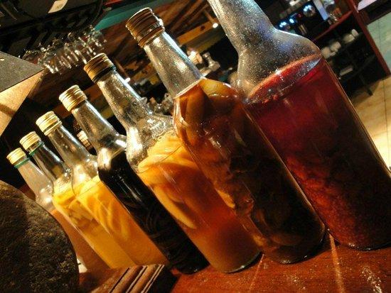 Tendacayou Ecolodge & Spa: Bar du Poisson Rouge