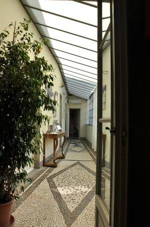 Residenza Ca' San Marco: Ingresso