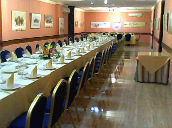 Hotel Pinomar: Restaurante - Eventos