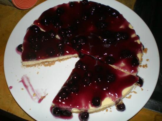 Homemade cheesecake Picture of Art Cafe Ko Pha Ngan TripAdvisor