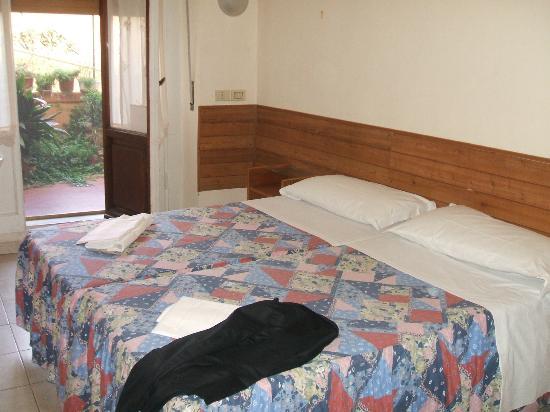 Hotel Ottaviani: La camera