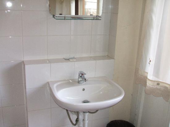 Hotel Ottaviani: Il lavandino in camera