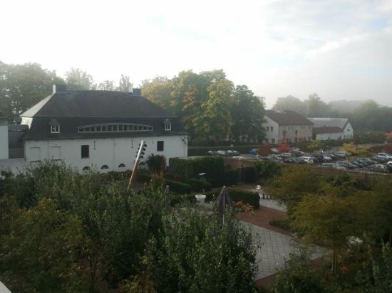 Buitenplaats Vaeshartelt : vue du domaine