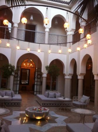 Riad Nashira & Spa: un Riad avec Spa magnifique, acceuil remarquable