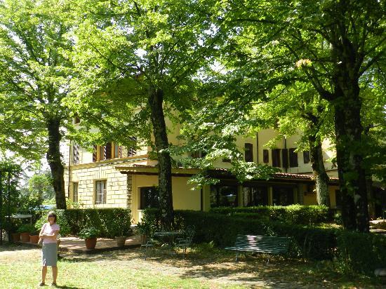 Villa Scacciapensieri: Hotel