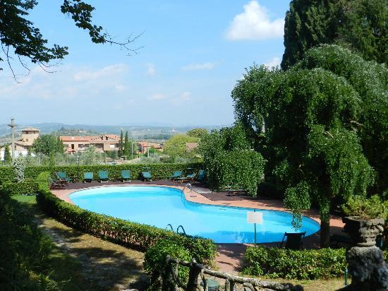 Villa Scacciapensieri: Pool