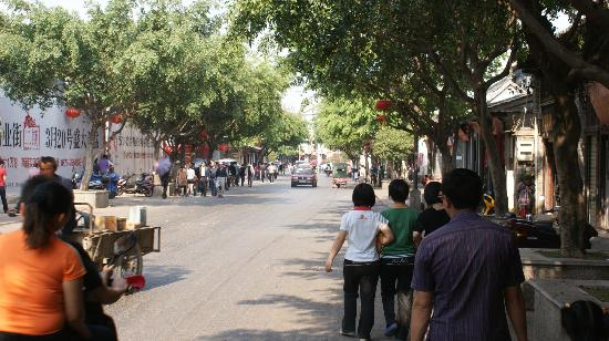 Jianshui Ancient City: Main Street