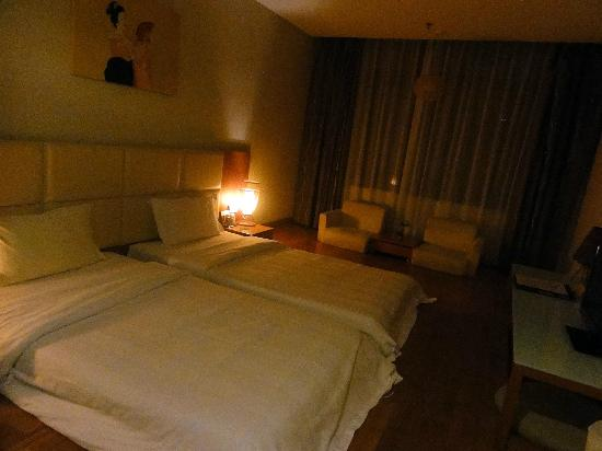 Shanshui Trends Hotel (Shenzhen Luohu): 部屋からの眺め1