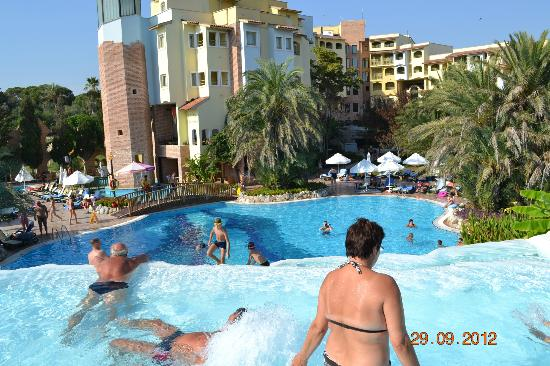 Limak Arcadia Golf & Sport Resort: Pool
