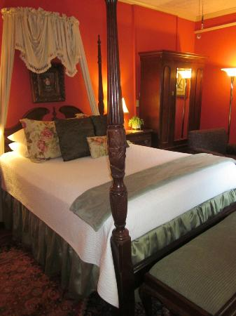 Savannah Bed & Breakfast Inn : Jasmine Room (2)