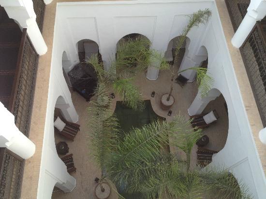Dar Mo'da: Patio central